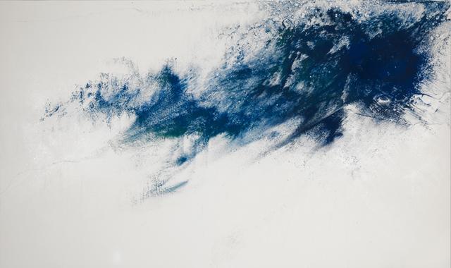 , 'Walking on Water - Azurite,' 2012, Galerie Huit