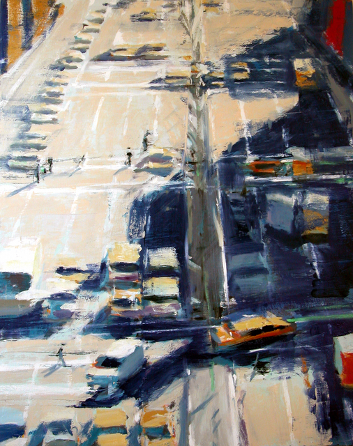 David Kapp, 'Houston Street', 2008, Alpha Gallery