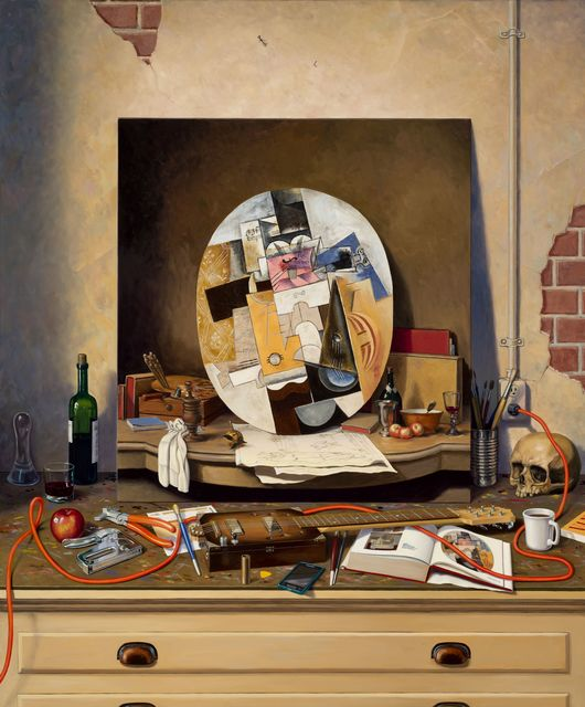 , 'Object,' 2016, Galerie de Bellefeuille