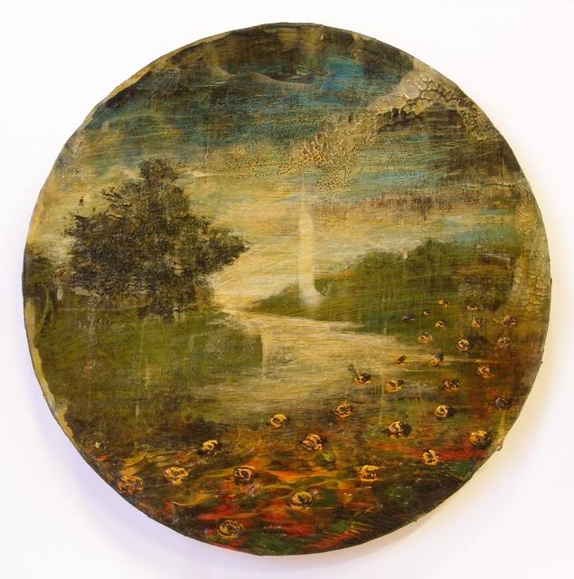 , 'Auri sacra fames VII,' 2017, Galleria Punto Sull'Arte