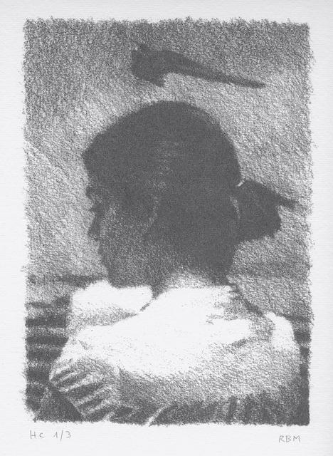 Rafel Bestard, 'Mujer con golondrina', 2015, Galeria Contrast