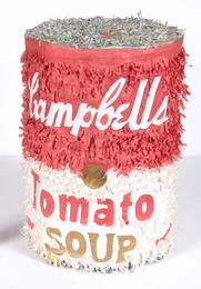 Campbell's Soup Warhol Pinata
