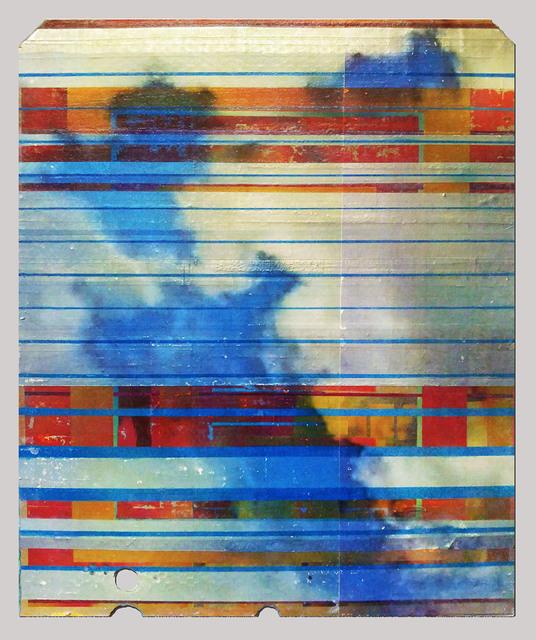 John Rudel, 'Cloud Pattern', 2015, Linda Matney Gallery