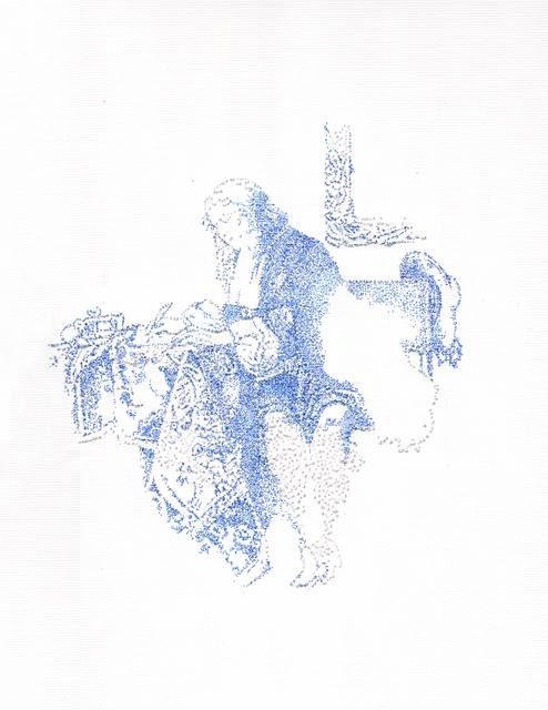 , 'Man II, GabrielMetsu,' 2014, Kalfayan Galleries
