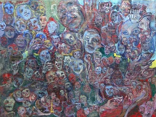 , 'GROWTH,' 2005, Betty Cuningham