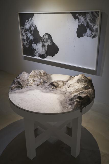 , 'Untitled (After Pangaea),' 2016, Mind Set Art Center