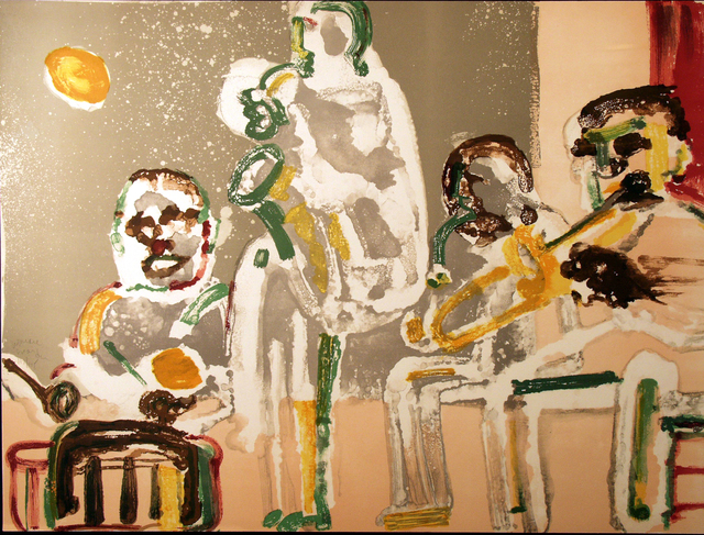 Romare Bearden, 'Tenor Sermon ', 1979, ACA Galleries