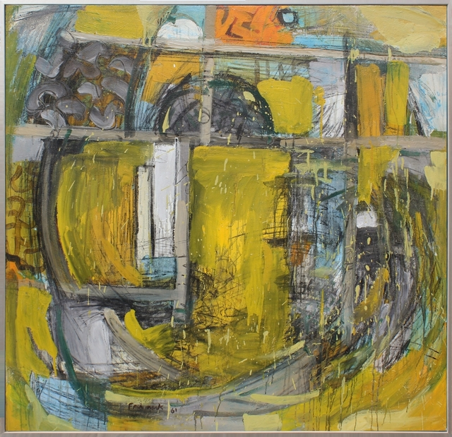 , 'Temple,' 1961, HOHMANN