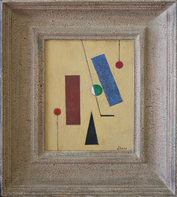 Charles Green Shaw, 'Abstract Composition', ca. 1940, Fine Art Acquisitions