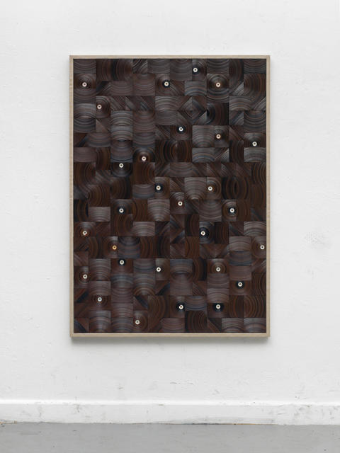 ", '""starry starry night"",' 2015, Almine Rech Gallery"