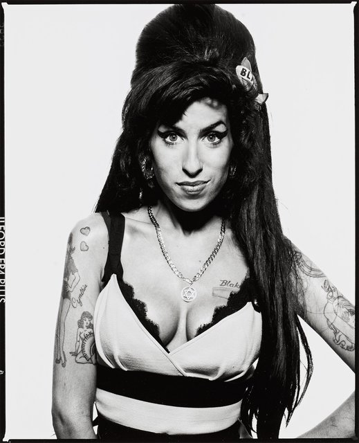, 'Amy Winehouse,' 2008, OSME Gallery