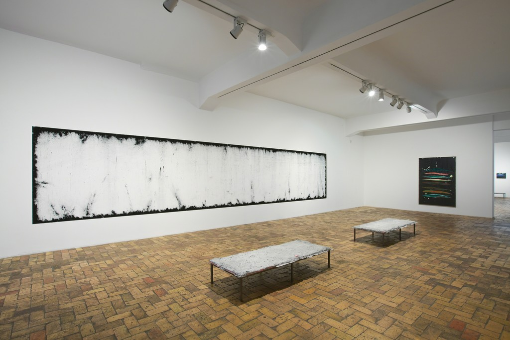 "Installation view Harold Ancart, ""Eagle Mode"" at VW (VeneKlasen/Werner), Berlin, 2013"