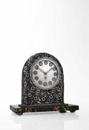 Edgar Brandt, 'Mantle Clock,' circa 1923-1926, Sotheby's: Important Design