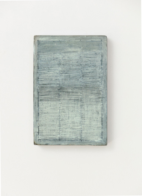 , 'Grid Painting #16,' 2017, Purdy Hicks Gallery