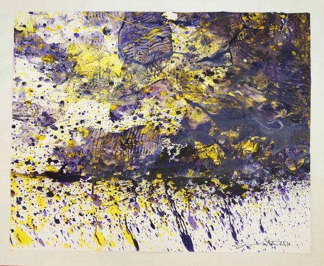 , 'Papierarbeit,' 2016, Galerie Elisabeth & Klaus Thoman