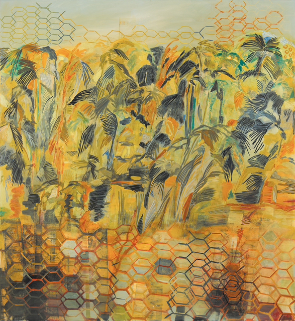 , 'Plantation,' 2014, Walter Wickiser Gallery
