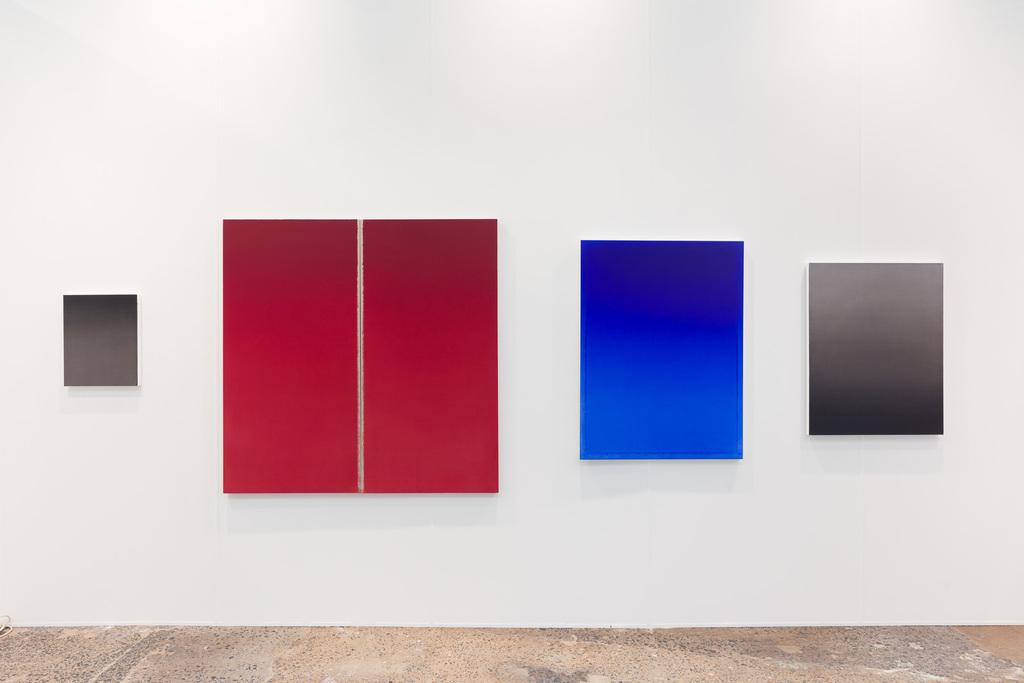 Works by Nancy Constandelia for Galerie pompom, Booth D03, Sydney Contemporary 2018. Photo: Docqment