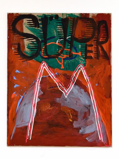 """, 'Untitled (from the series """"Süper Elixier""""),' 2019, Galerie Britta von Rettberg"""