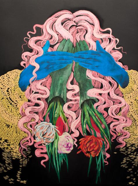 , 'weeper (fountain),' 2017, Galerie D'Este