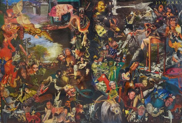 , 'Dreamscape #4,' 1993, Fountain House Gallery