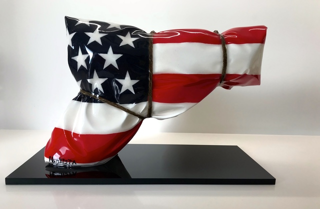 , 'Mini gun Flag USA,' ca. 2014, European Design & Art