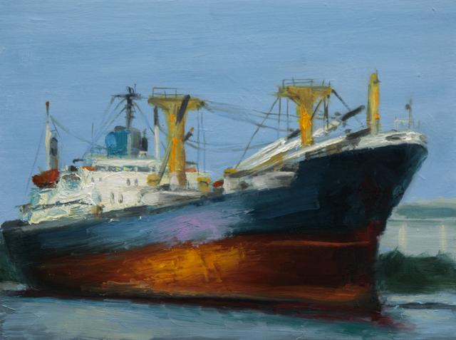 , 'The Ship,' 2015, Susan Eley Fine Art