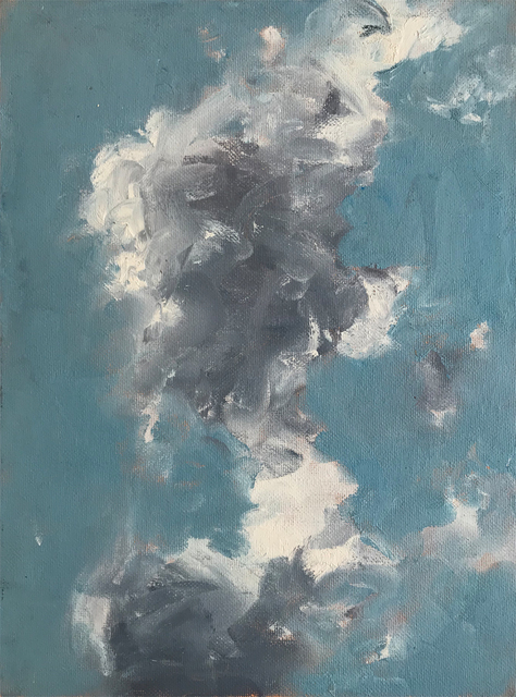 Peter Schroth, 'Small Cloud 1', 2018, Sears-Peyton Gallery
