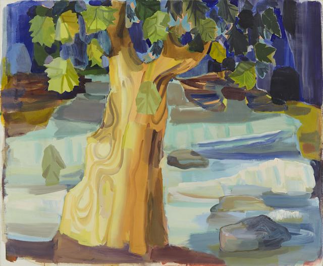 , 'Tree,' 1996, Anglim Gilbert Gallery