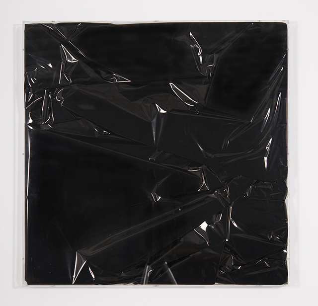 Nina Surel, 'Mylar Black 2', 2017, Galleria Ca' d'Oro