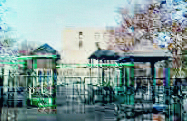 , 'Playground #7,' 2002, Galerie Richard