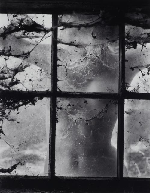 , 'Nude Behind Cobwebbed Window, 1955,' 2012, Ryan Gallery