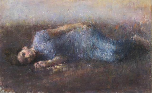 Daniel Enkaoua, 'Sarah allongée au sol', 2015-2019, Litvak Contemporary