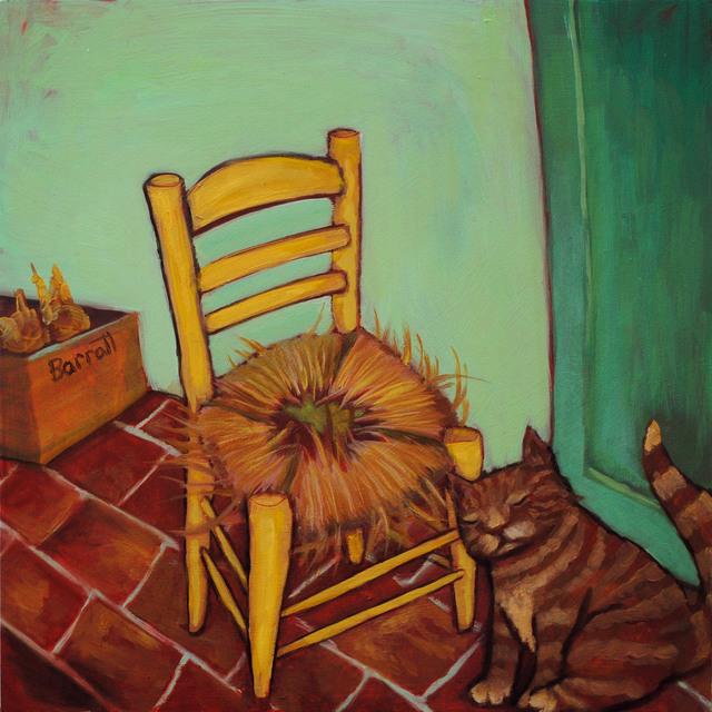 , 'van Gogh's Cat,' , Sarah Wiseman Gallery