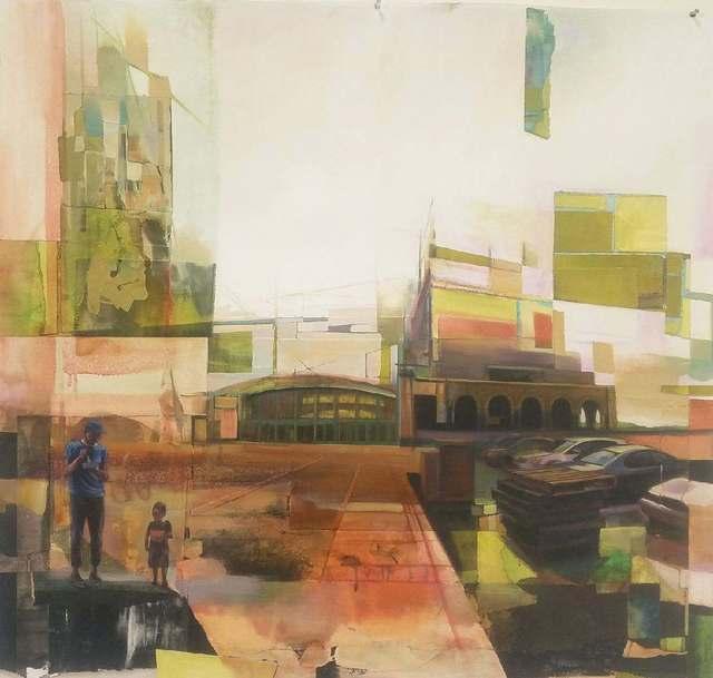 Isaac Payne, 'Palette, Pallet, Palate', 2018, New Gallery of Modern Art