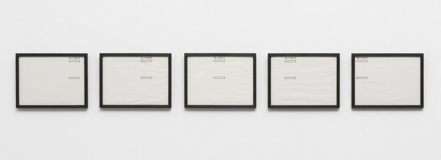 , 'Konstruktionen ,' 1968, Galerie Crone