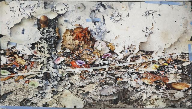 , 'Window,' 2015, Stux Gallery