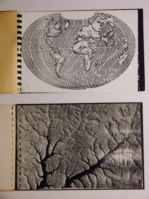 Anna Bella Geiger, 'O Novo Atlas I e II', Galeria Murilo Castro