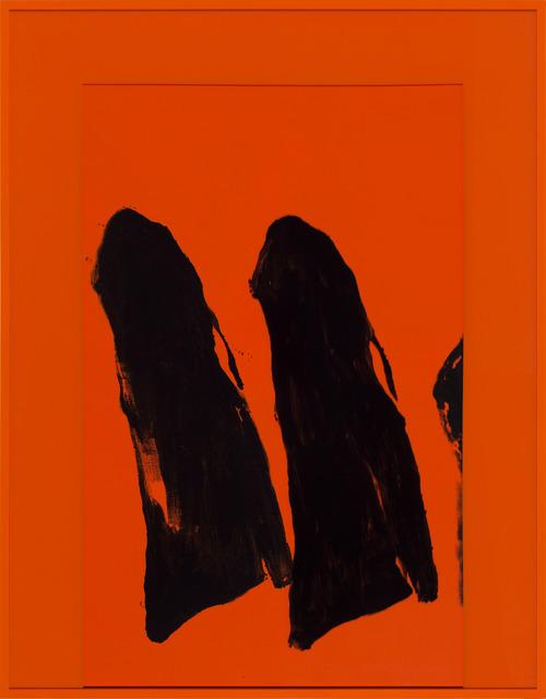 Michael Müller, 'Seite B, From the series: 'Vor und hinter dem Glas'', 2017, Galerie du Monde