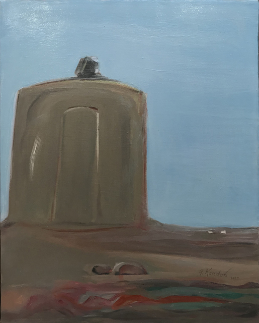 , 'Moraga, Abigue, NM,' 2018, Caldwell Snyder Gallery