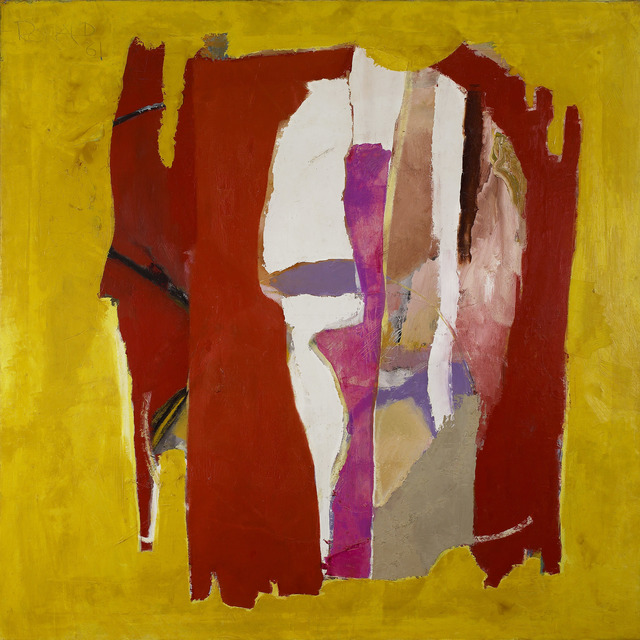 William Ronald, 'Seer', 1961, Painting, Oil on canvas, Peyton Wright Gallery