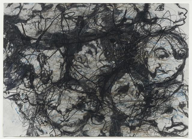 , 'Goya Serie no. 17,' 1983, DICKINSON