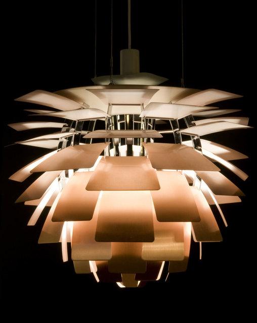 ", '""PH Artichoke"" Lamp,' 1957, Philadelphia Museum of Art"
