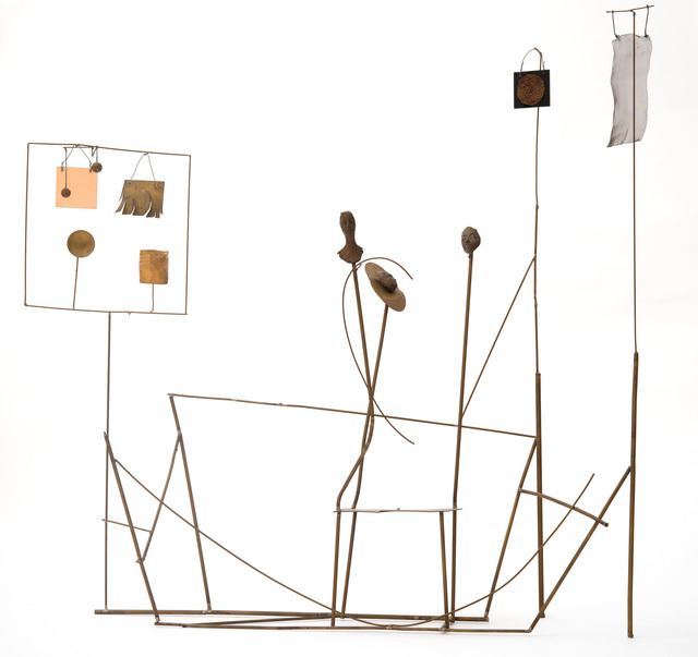 , 'Il Ritorno di Giuditta,' 1983, Galleria Tega