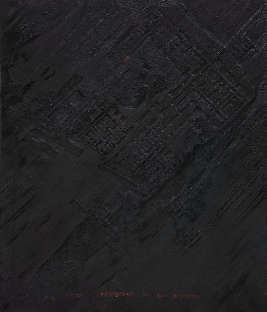 , 'Mésopotamie,' 2016, Galleria Fumagalli