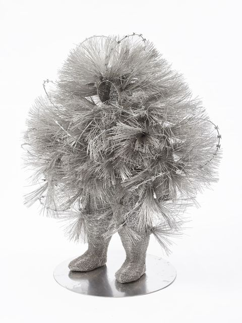 Walter Oltmann, 'Razor Brush Disguise', 2014, Brooklyn Museum