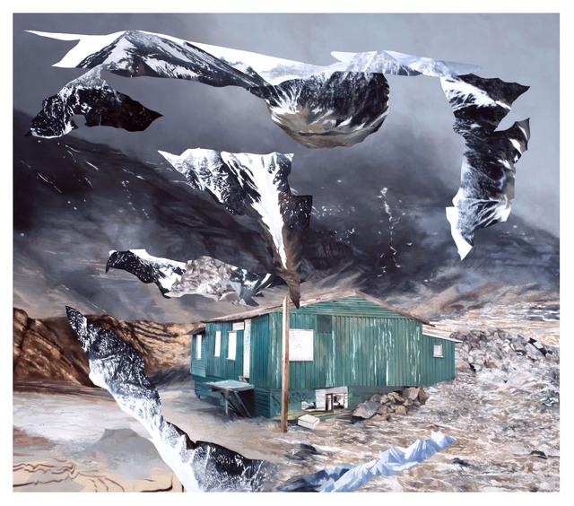 , 'Beacon,' 2017, Marc Straus