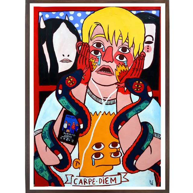 , 'Macaulay,' 2019, StolenSpace Gallery