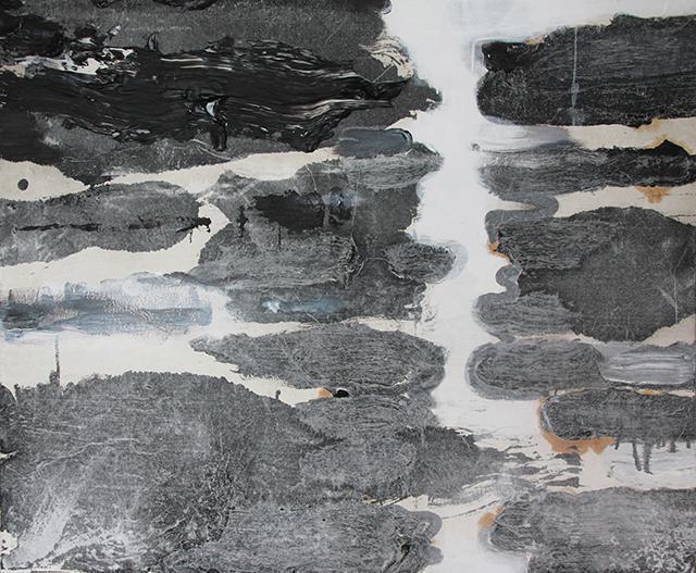 , 'Flowing Water (series),' 2014, Leo Gallery