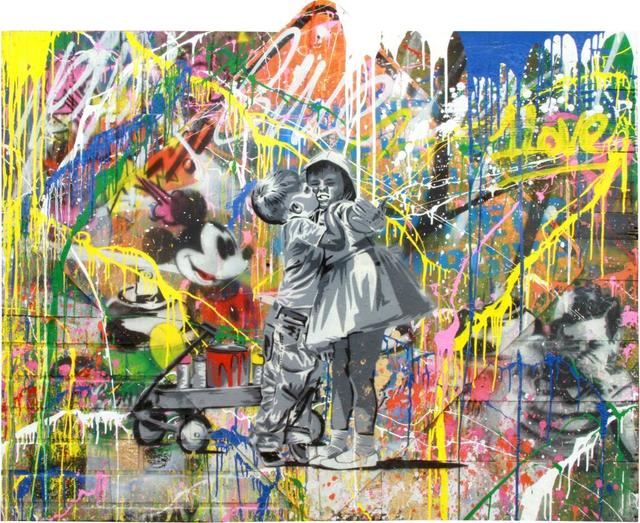 Mr. Brainwash, 'KIDS', 2019, Kapopoulos Fine Arts