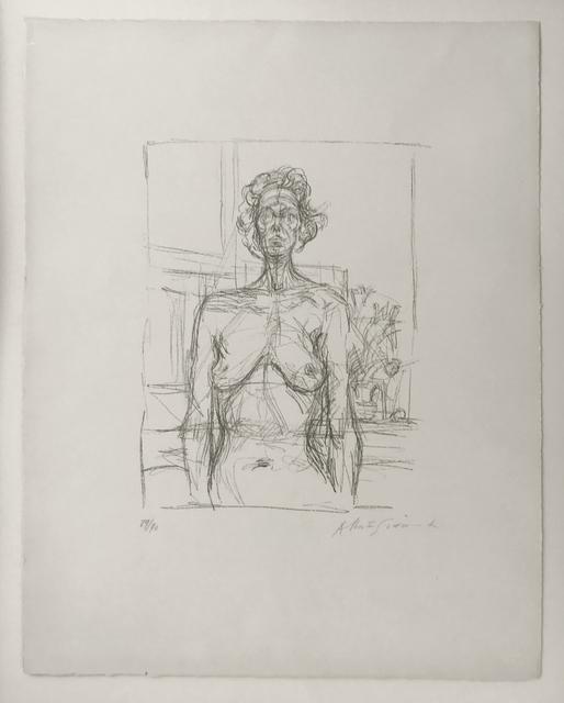 , 'Nu aux fleurs,' 1960, Fairhead Fine Art Limited